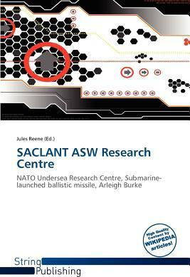 Saclant Asw Research Centre