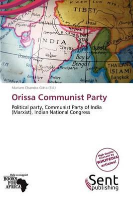 Orissa Communist Party