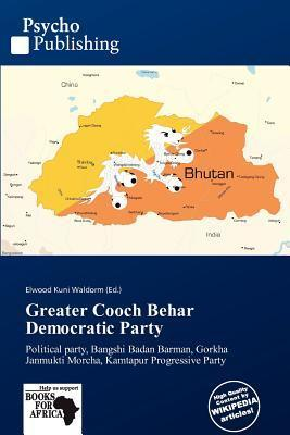 Greater Cooch Behar Democratic Party