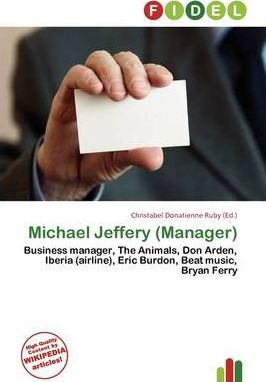 Michael Jeffery (Manager)