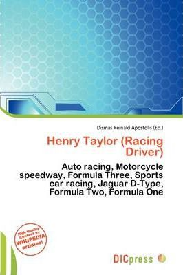 Henry Taylor (Racing Driver)