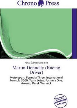 Martin Donnelly (Racing Driver)