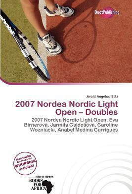 2007 Nordea Nordic Light Open - Doubles