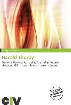 Harold Thorby