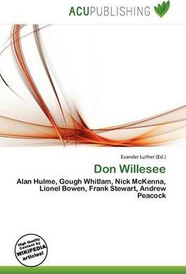 Don Willesee