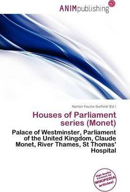 Houses of Parliament Series (Monet)