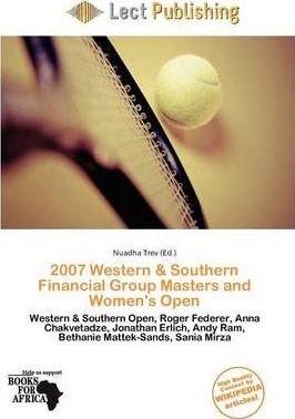 2007 Western & Southern Financial Group Masters and Women's Open