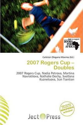 2007 Rogers Cup - Doubles