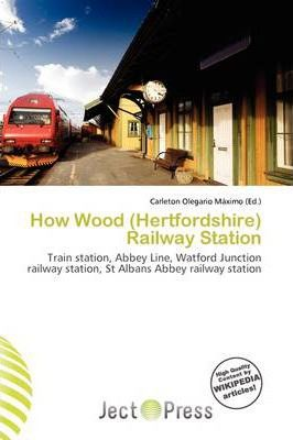 How Wood (Hertfordshire) Railway Station