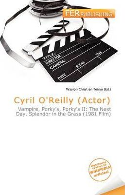 Cyril O'Reilly (Actor)