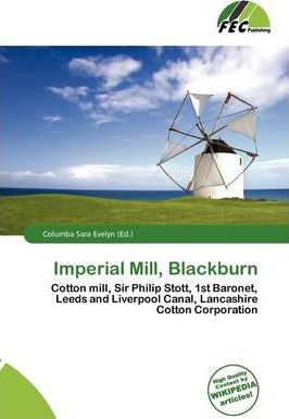 Imperial Mill, Blackburn