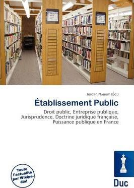 Tablissement Public