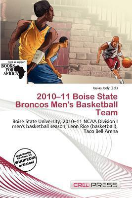 2010-11 Boise State Broncos Men's Basketball Team