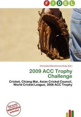2009 Acc Trophy Challenge