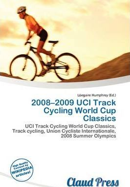 2008-2009 Uci Track Cycling World Cup Classics
