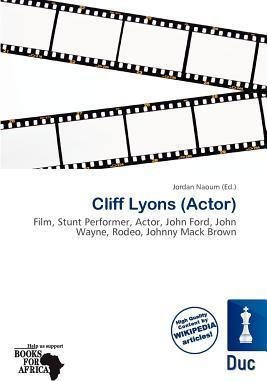 Cliff Lyons (Actor)