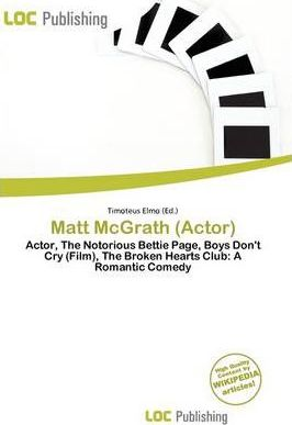 Matt McGrath (Actor)