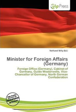 Minister for Foreign Affairs (Germany)