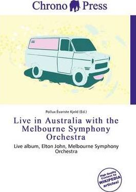 Live in Australia with the Melbourne Symphony Orchestra