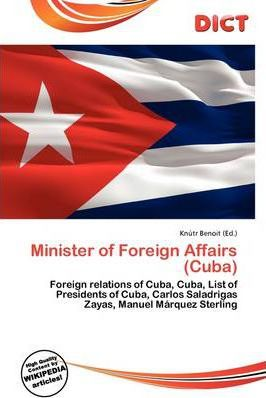 Minister of Foreign Affairs (Cuba)