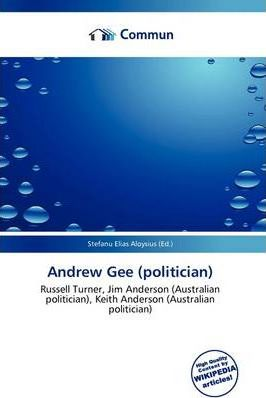 Andrew Gee (Politician)