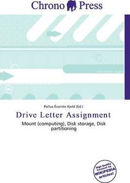 Drive Letter Assignment