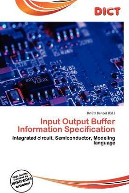 Input Output Buffer Information Specification