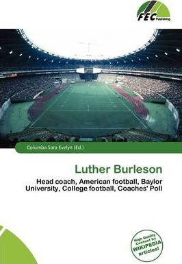 Luther Burleson