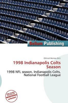 1998 Indianapolis Colts Season