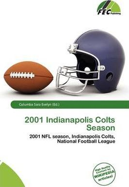 2001 Indianapolis Colts Season