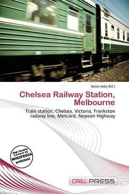 Chelsea Railway Station, Melbourne