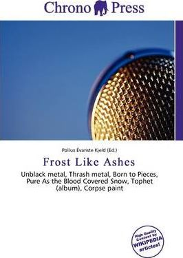 Frost Like Ashes
