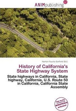 History of California's State Highway System