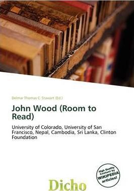John Wood (Room to Read)