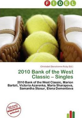 2010 Bank of the West Classic - Singles
