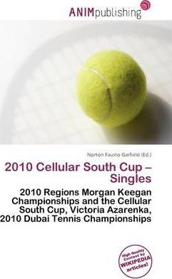2010 Cellular South Cup - Singles