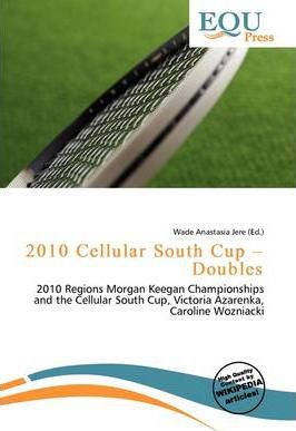 2010 Cellular South Cup - Doubles