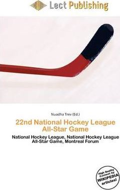 22nd National Hockey League All-Star Game