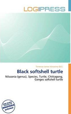 Black Softshell Turtle