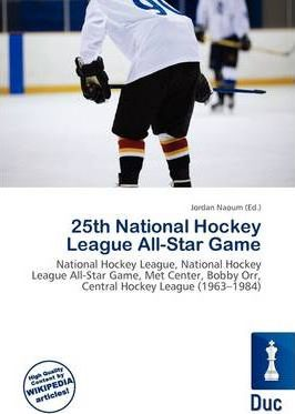 25th National Hockey League All-Star Game
