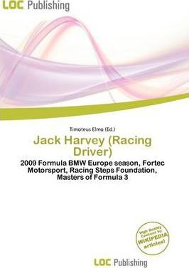 Jack Harvey (Racing Driver)