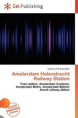 Amsterdam Holendrecht Railway Station