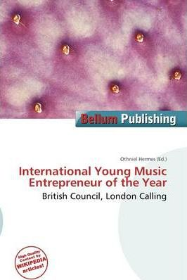 International Young Music Entrepreneur of the Year