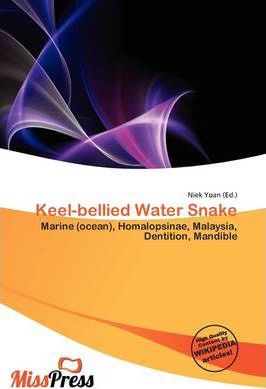 Keel-Bellied Water Snake