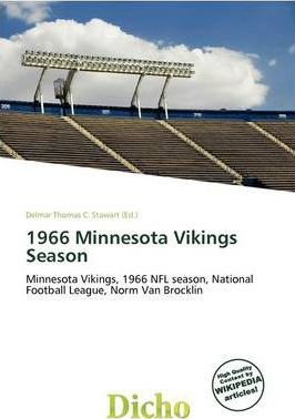 1966 Minnesota Vikings Season