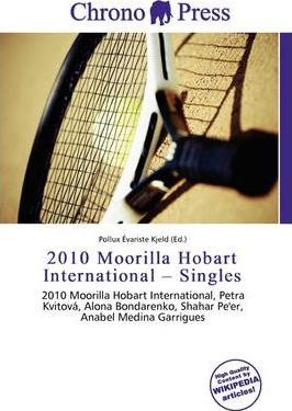 2010 Moorilla Hobart International - Singles