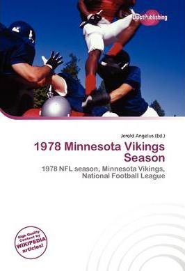 1978 Minnesota Vikings Season