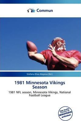 1981 Minnesota Vikings Season