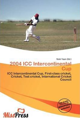 2004 ICC Intercontinental Cup