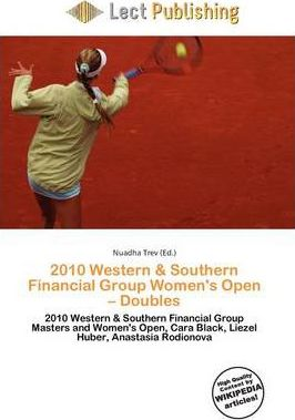 2010 Western & Southern Financial Group Women's Open - Doubles